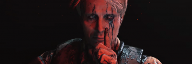 Hideo Kojima Just Added More Intrigue With The Game Awards 2016 Death Stranding Trailer