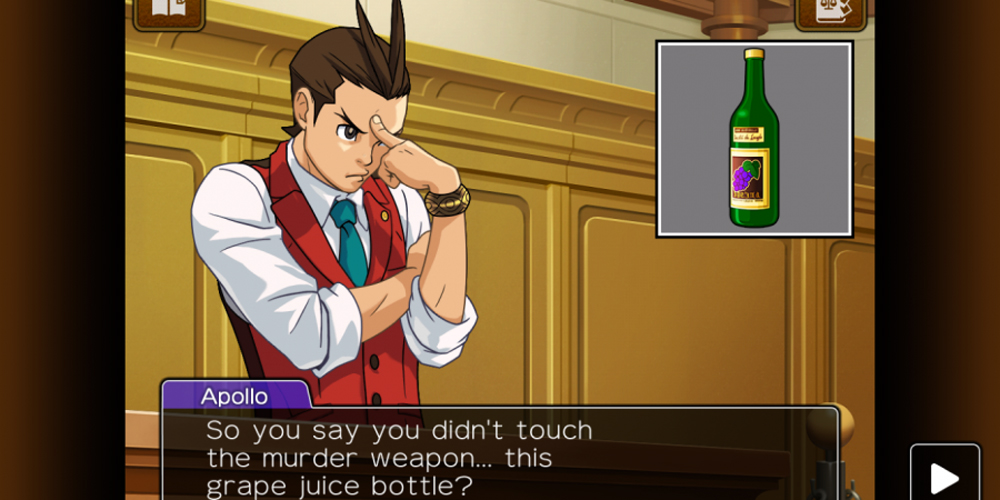 Apollo Justice Ace Attorney Now Available For Mobile Devices