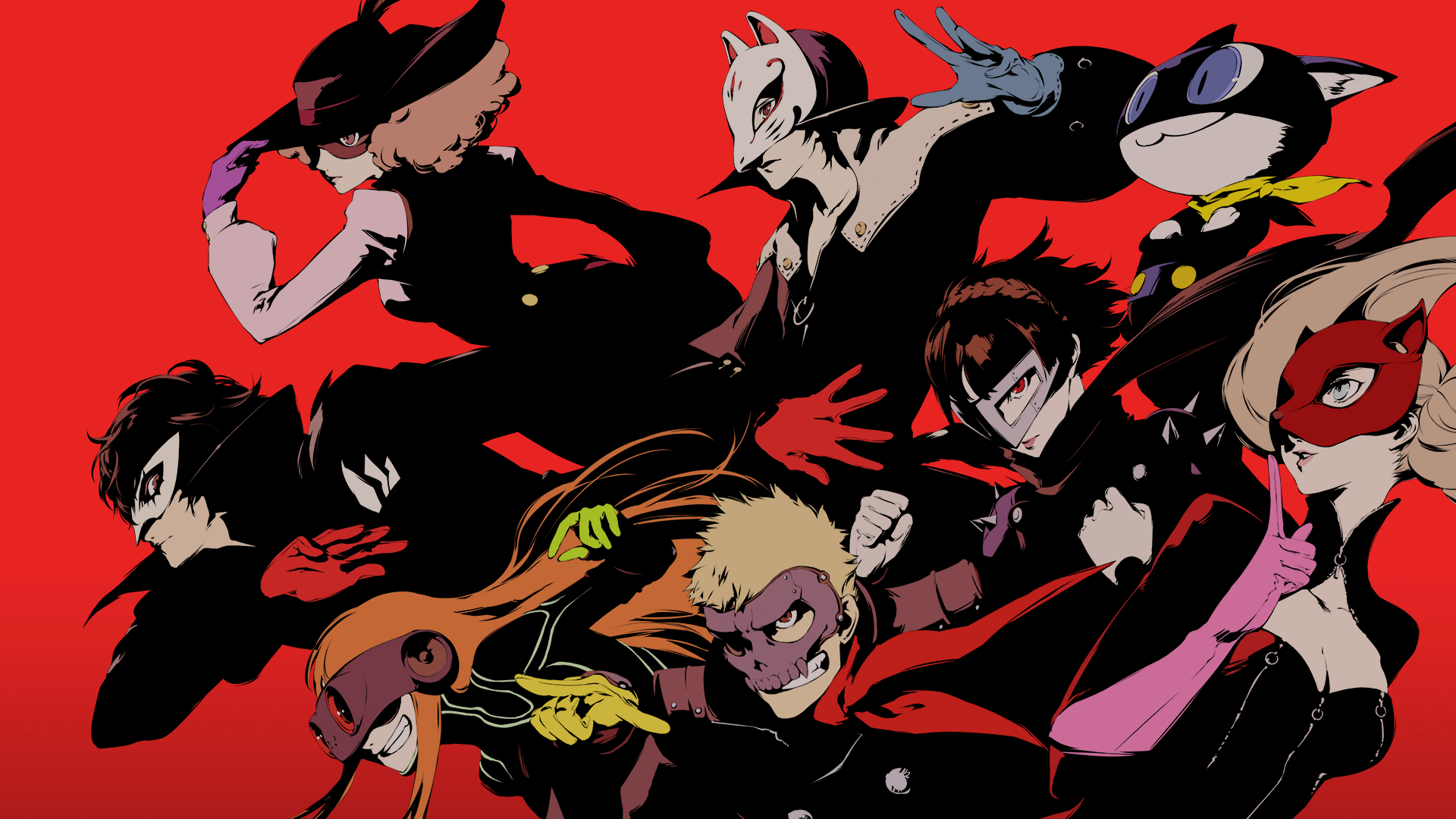 Persona 5 Post Release DLC Timetable Outlined
