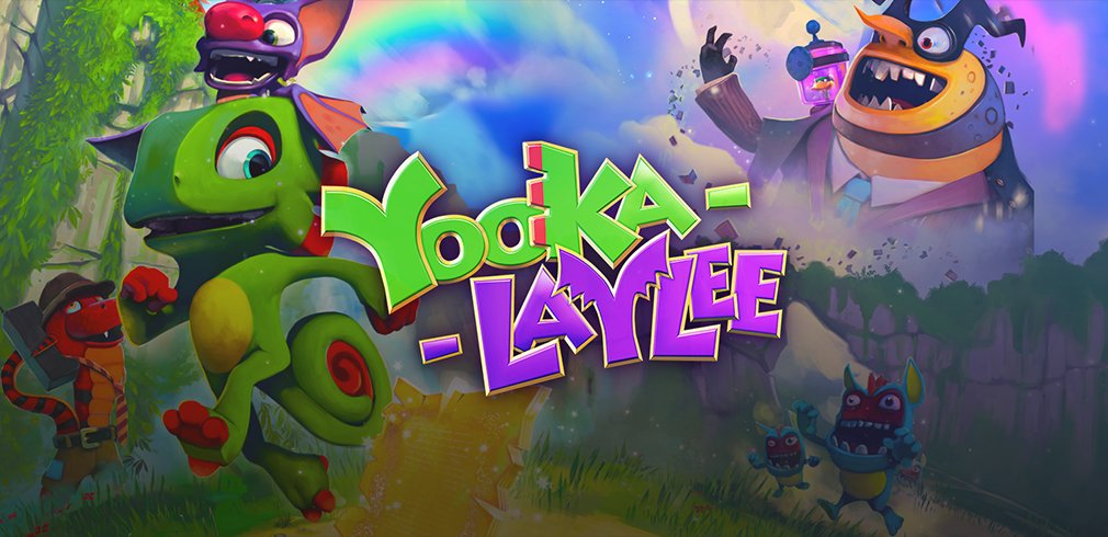 Yooka Laylee to 'Switch' from the Wii U