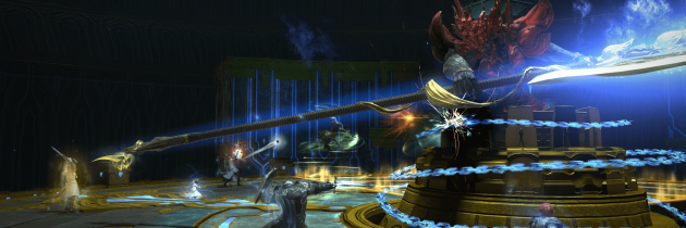 New screenshots tease the latest Final Fantasy 14 Patch