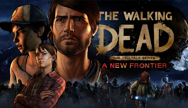 The Walking Dead: The Telltale Series – A New Frontier Arrives At Retail February 28! Episode 3 Coming Next Month!