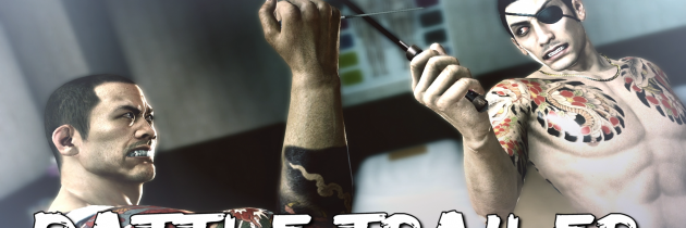 Yakuza 0 | Trouble in Tokyo