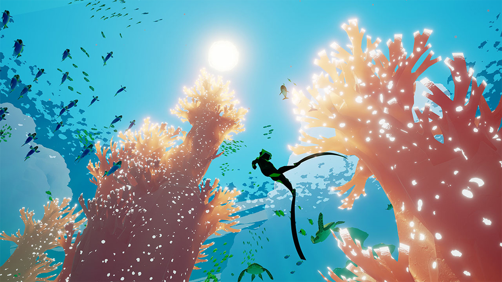 ABZÛ Coming To Xbox One Tomorrow