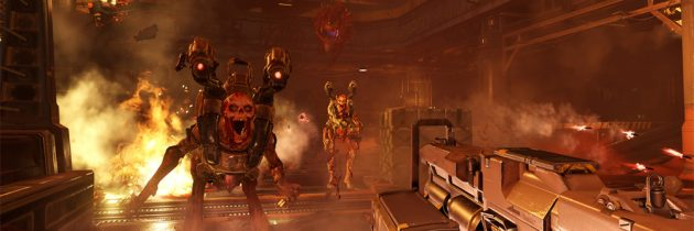 Bloodfall DLC Out Now For Doom