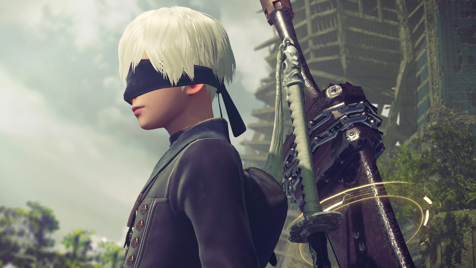 NieR: Automata Demo Drops 22nd December Worldwide