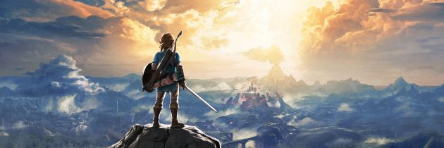 Legend of Zelda: Breath of the Wild Launches March 3rd, 2017
