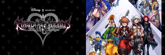 Review: Kingdom Hearts HD 2.8 Final Chapter Prologue