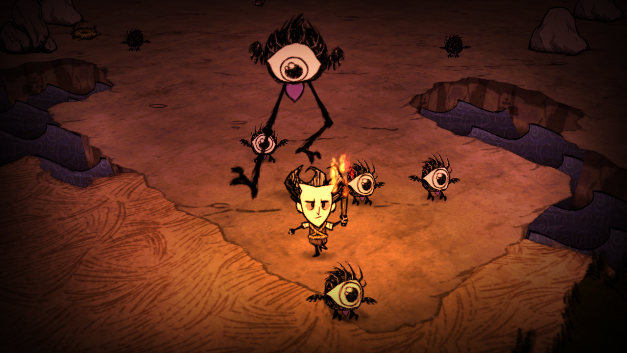 Complete Don't Starve Edition Coming To Retail