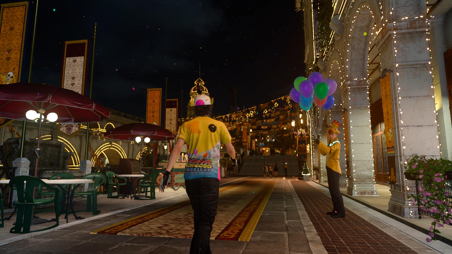 Final Fantasy XV's Moogle Chocobo Carnival Launches Today