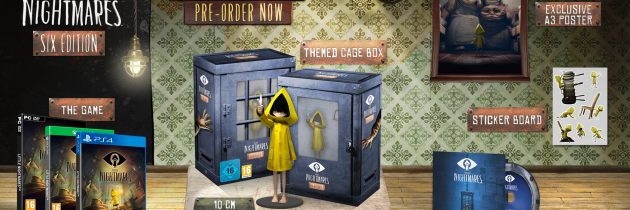 New Little Nightmares Trailer Released To Celebrate The Game's Release Date