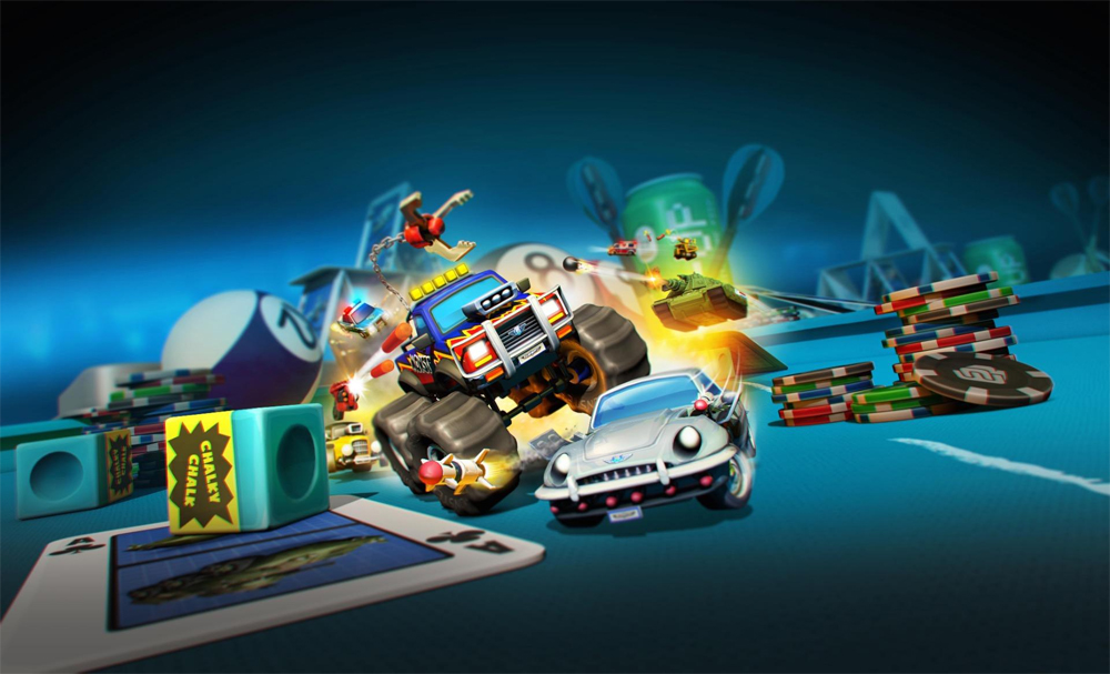 Micro Machines Returns This Spring