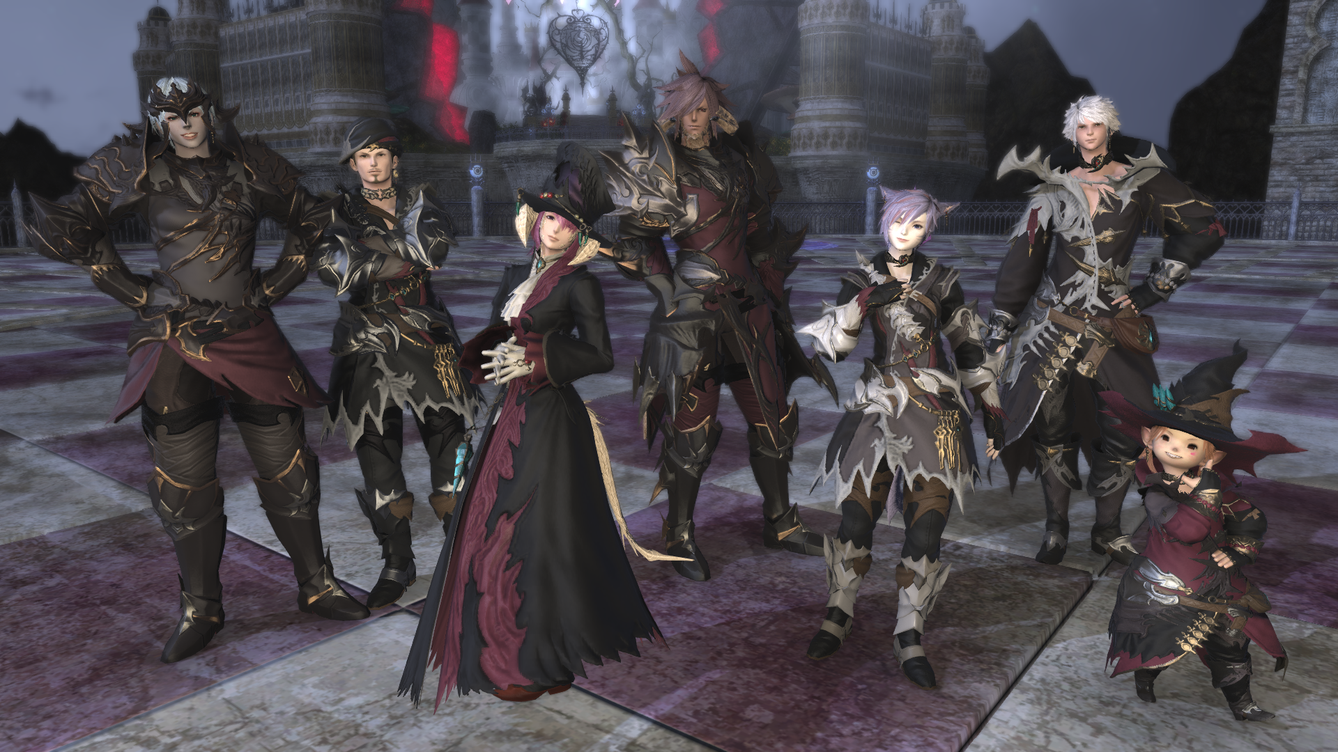 Final Fantasy 14 Patch 3.5 The Far Edge of Fate Showcased in New Trailer
