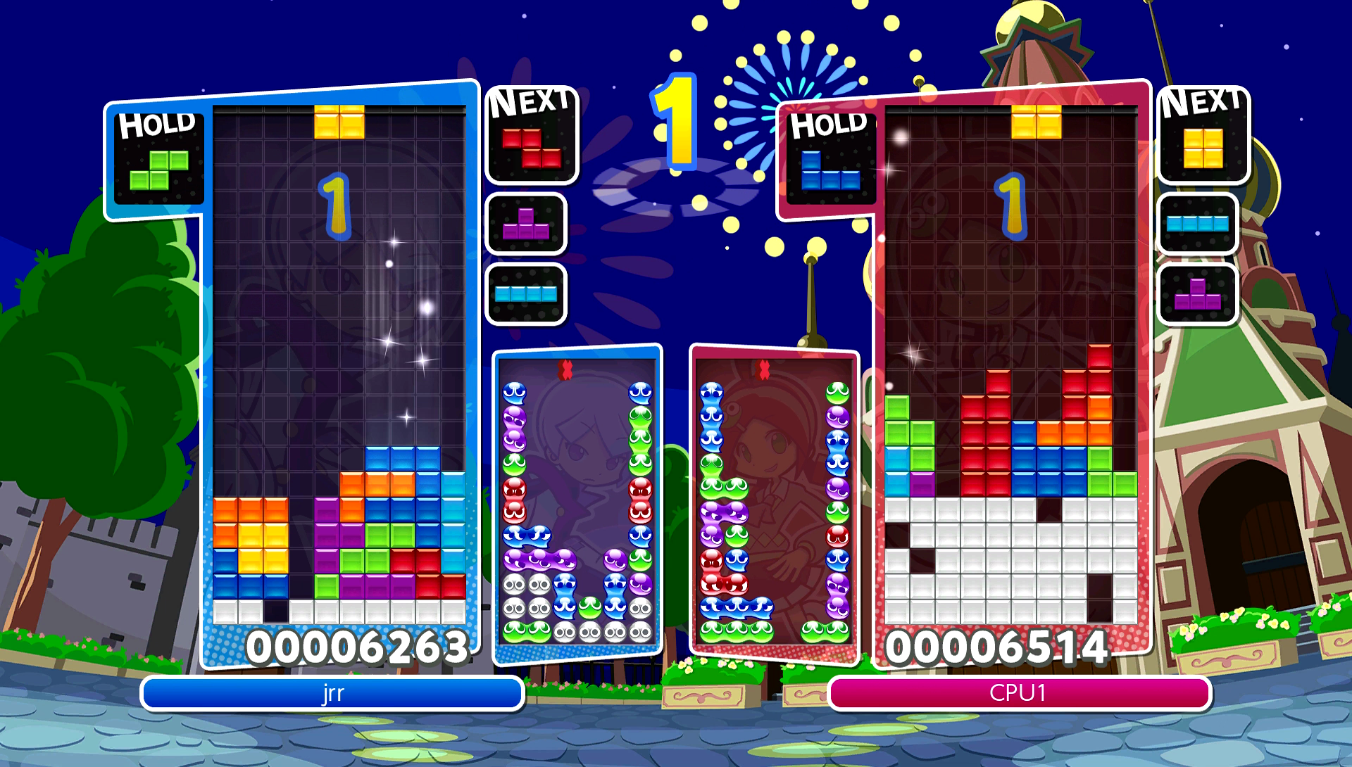 Puyo Puyo Tetris Comes To The West