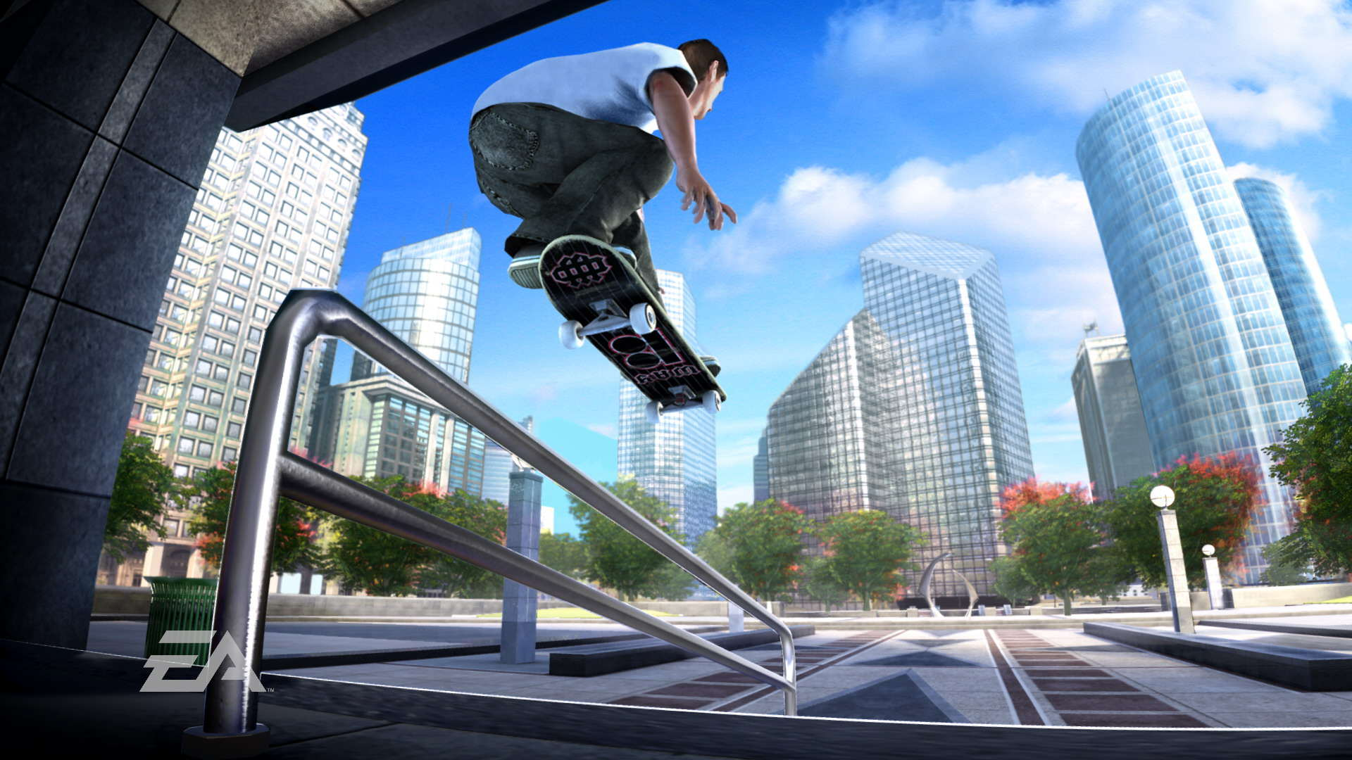 EA community manager drops Skate 4 tease