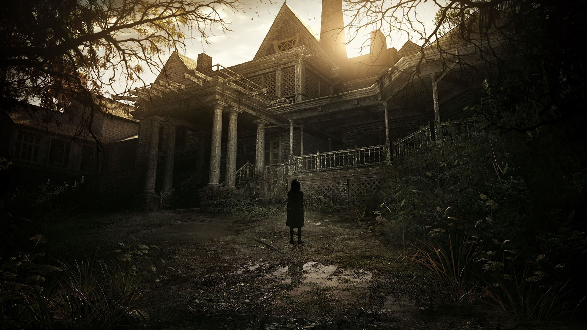 Resident Evil 7 Welcomes You Home