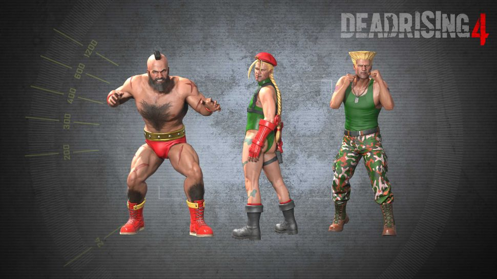 New Difficulty Modes Coming To Dead Rising 4