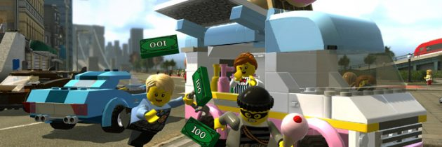 Get A First Look At The Lego City Undercover Port