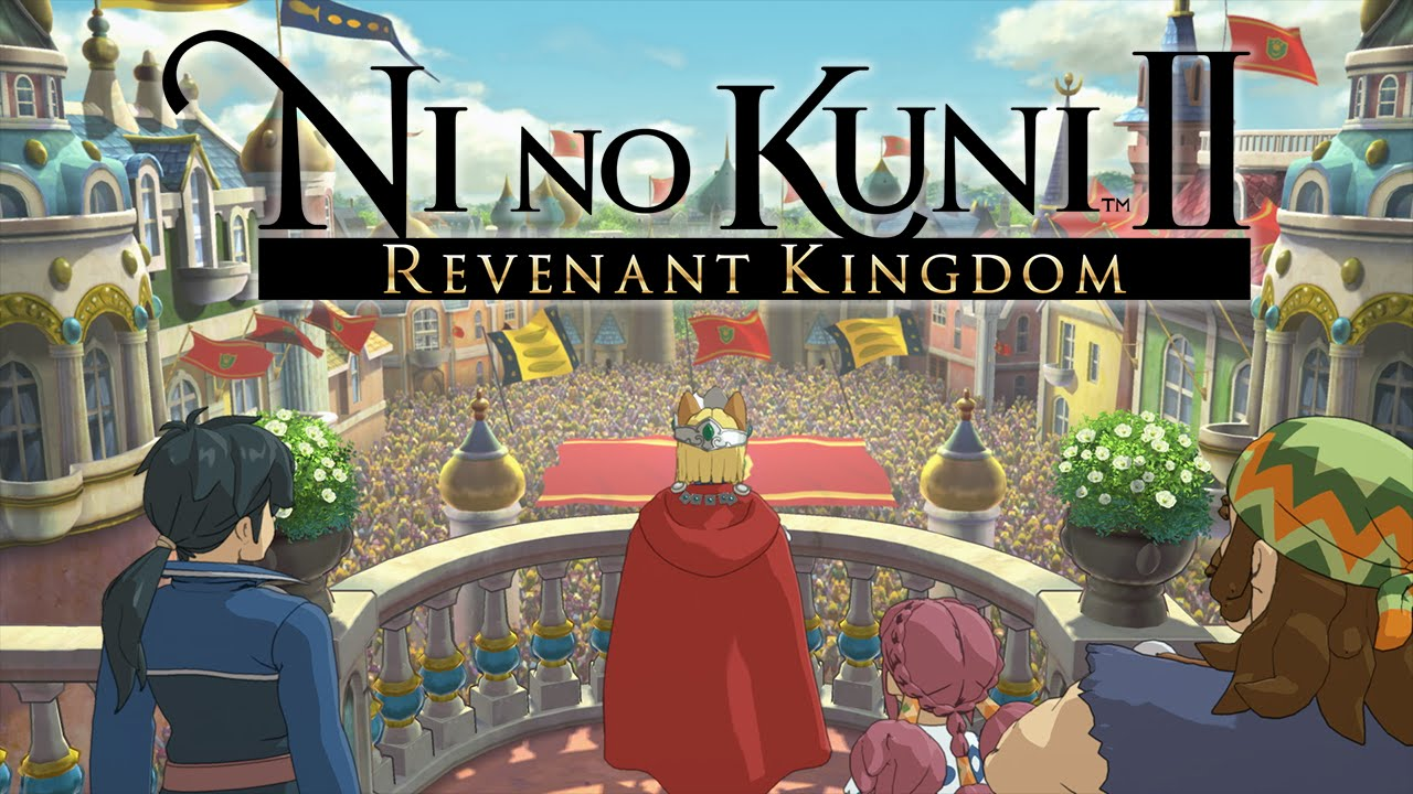 New trailer for Ni No Kuni II