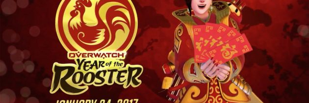 Special Year Of The Rooster Event Currently Live For Overwatch