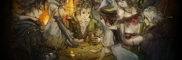 Nintendo Direct: New Details for Square Enix's Project Octopath Traveler Plus Demo on the eShop