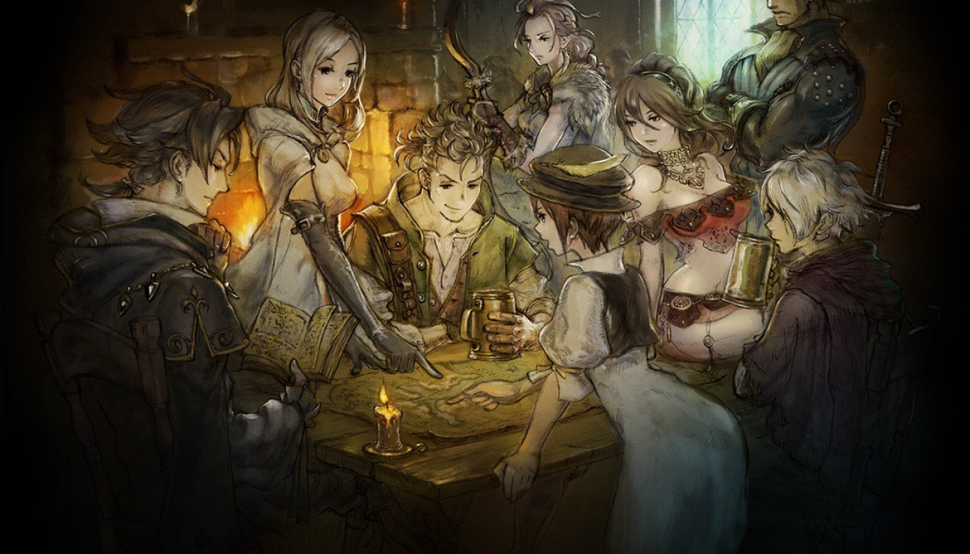 Bravely Default devs to bring 2.5D RPG to the Switch