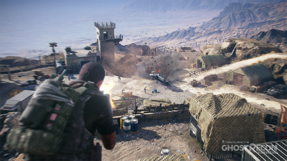 Tom Clancy's Ghost Recon Wildlands Closed Beta Begins February 3rd