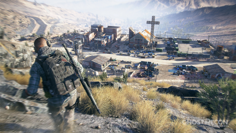 Tom Clancy's Ghost Recon Wildlands Red Dot Trailer