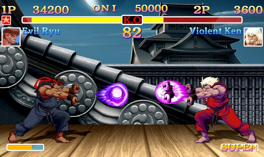 15 Years Later, There's A New Street Fighter II Version Coming