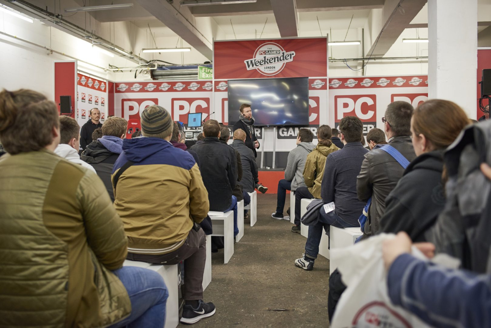 All about the PC Gamer Weekender, plus discounts and win tickets!