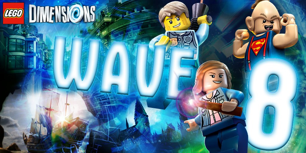 Hey, You Guuuuys~! Goonies, Harry Potter and Lego City Join Lego Dimensions