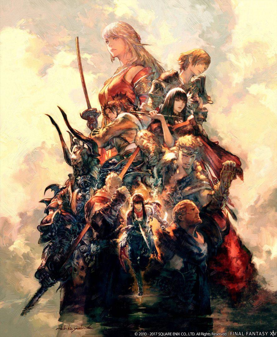 The Final Fantasy 14 European Fan Fest Round-Up. Part 1 – Stormblood