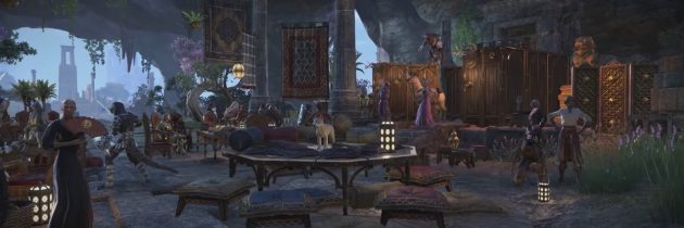 The Elder Scrolls Online | You Can Own Home in Tamriel with Homestead on PC/Mac