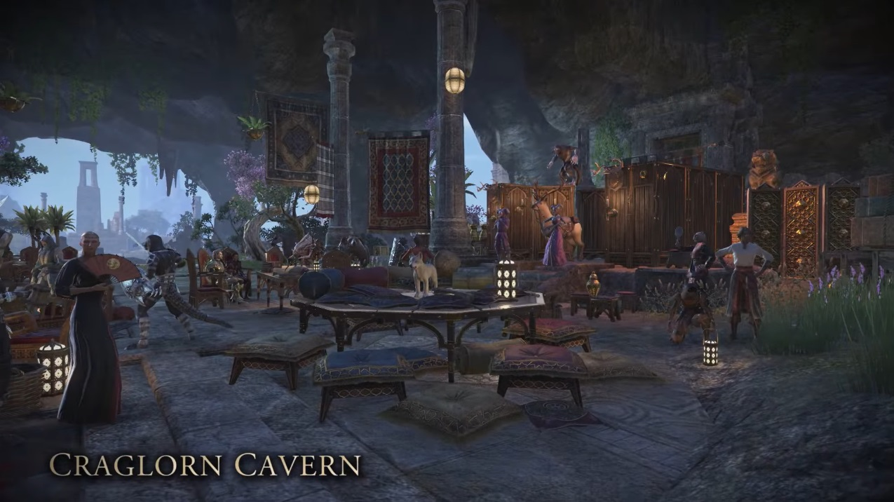 The Elder Scrolls Online   You Can Own Home in Tamriel with Homestead on PC/Mac