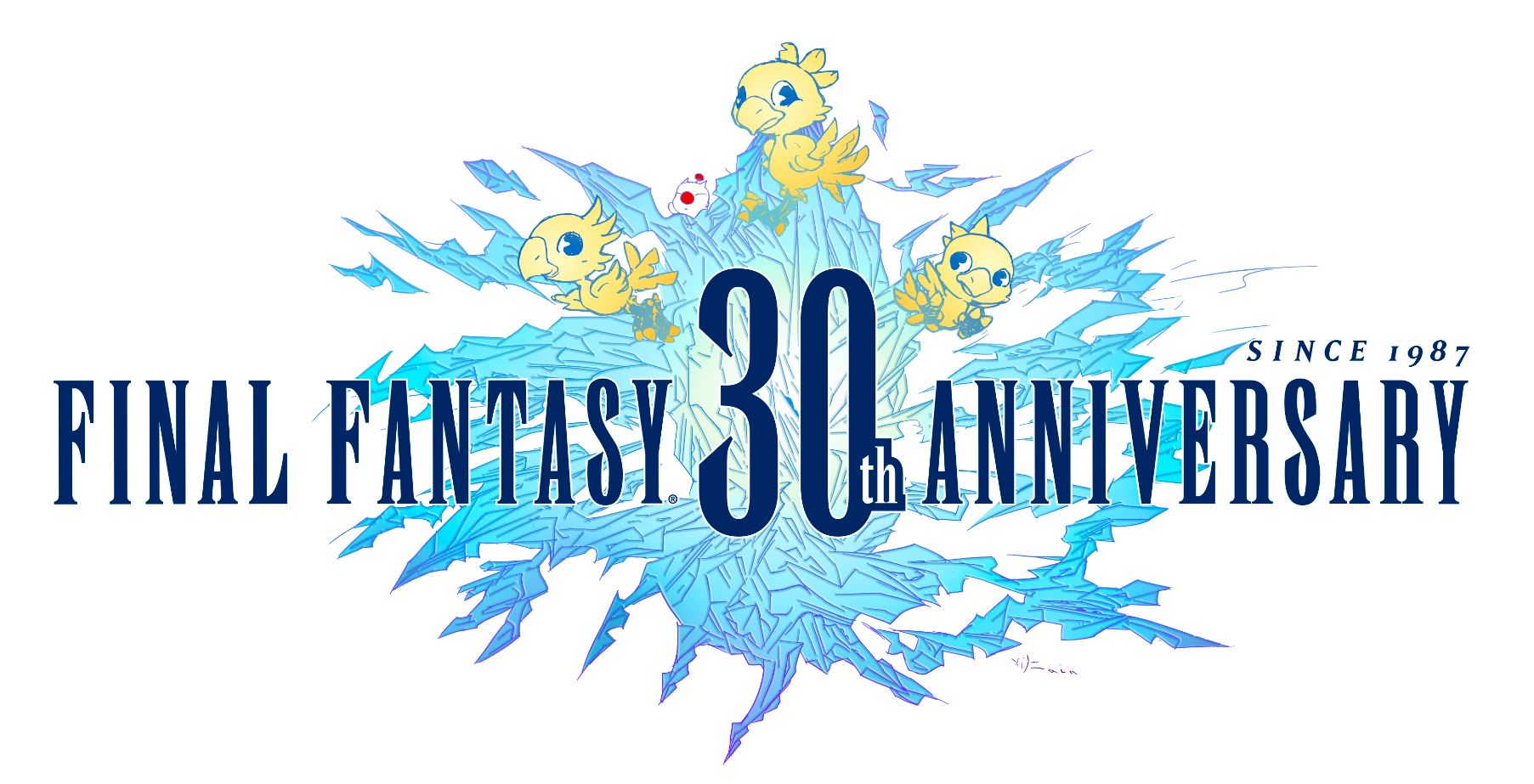 Square Enix Kicks Off Final Fantasy's 30th Anniversary