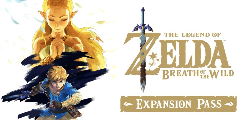 Nintendo Announces Expansion Pass for The Legend of Zelda: Breath of the Wild!