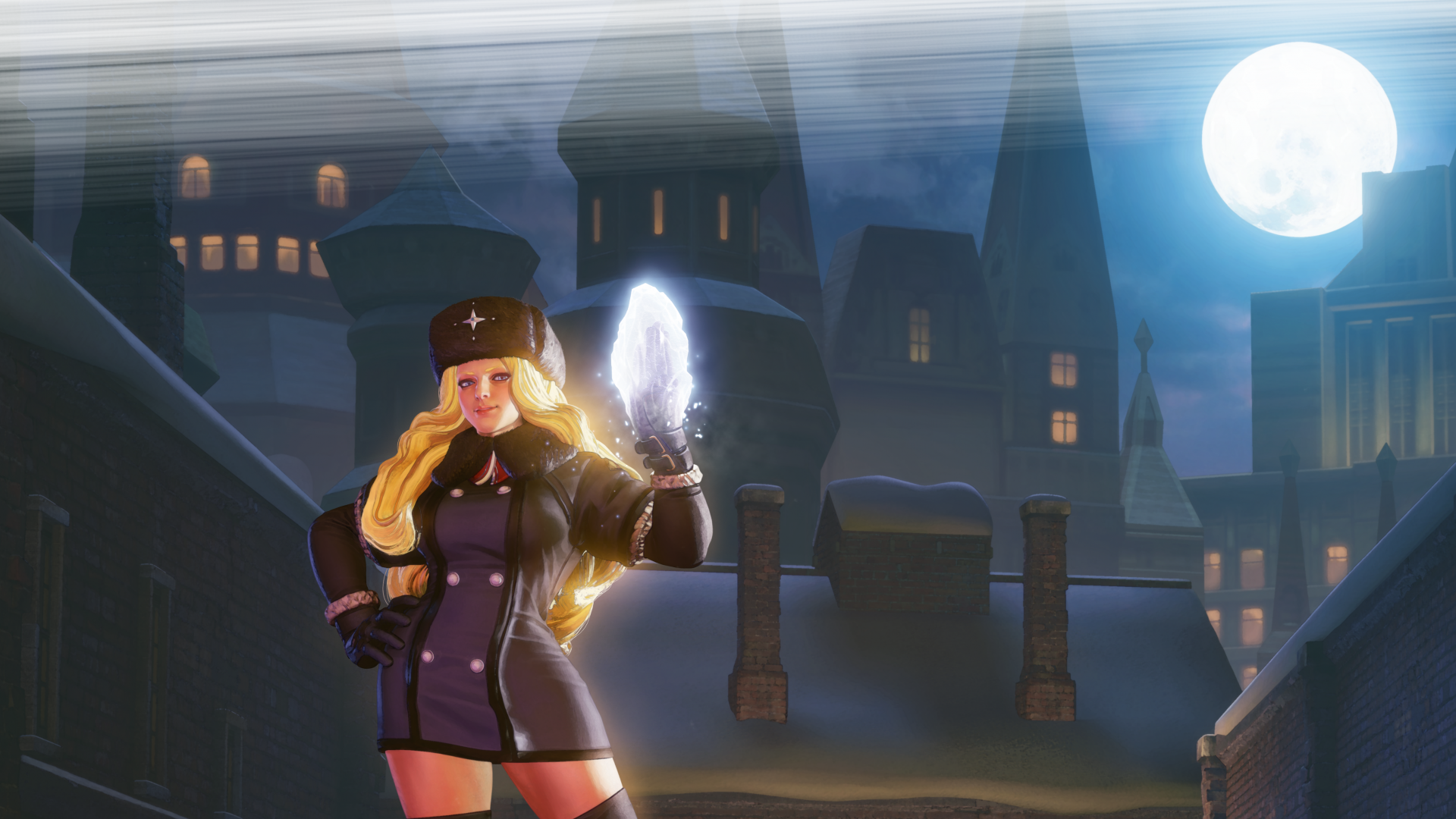 Kolin, Joins Street Fighter 5 as Next Season 2 Character