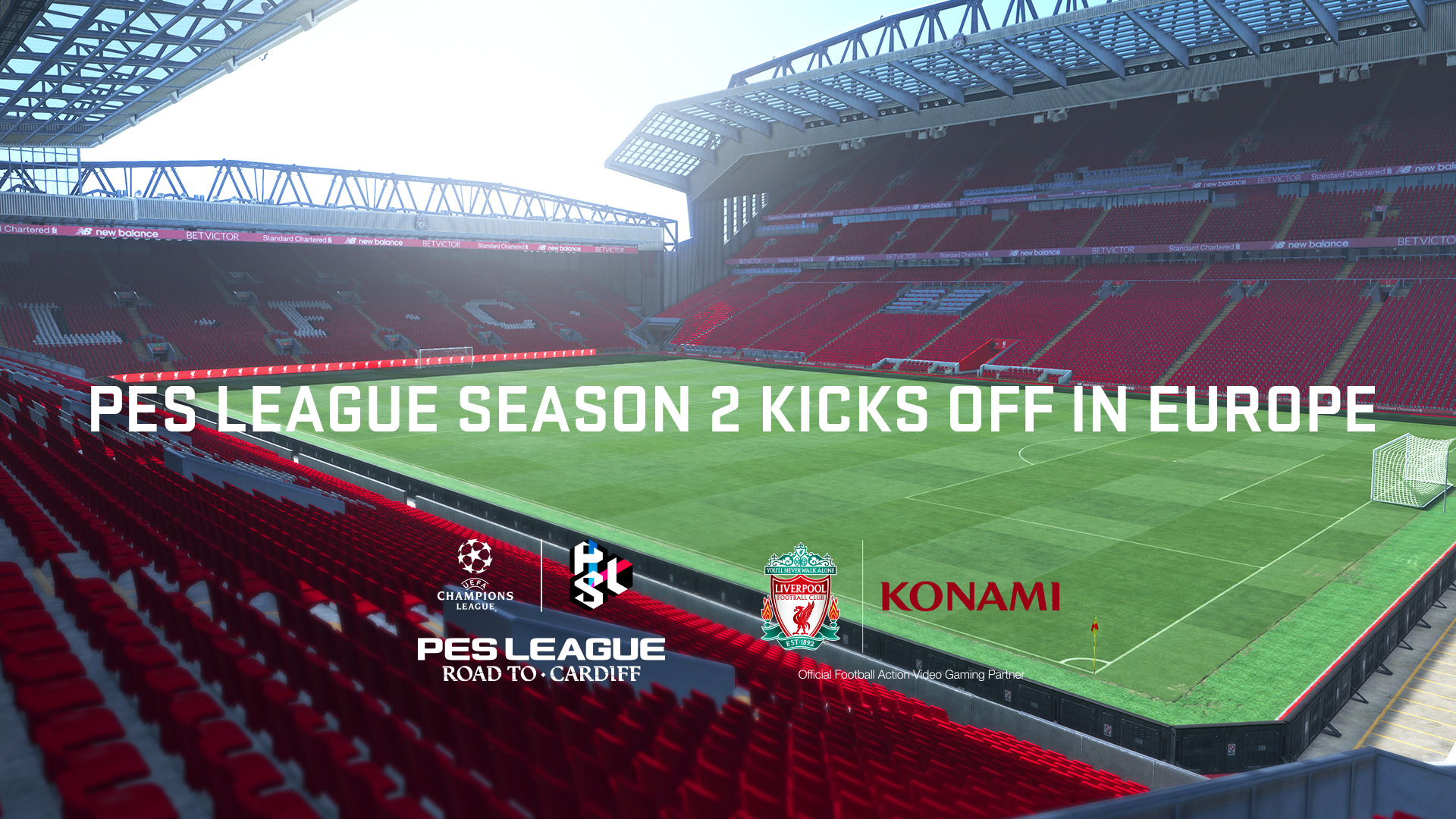 PES Road to Cardiff Kicks off Second Season