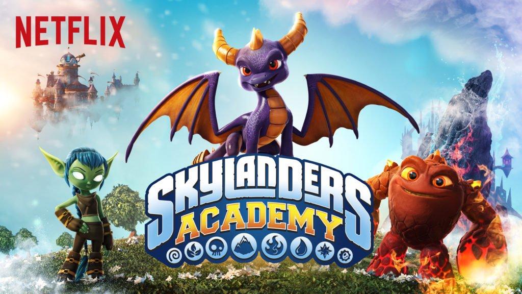 Get Ready Skylanders! Activision Blizzard Studios Announces Skylanders Academy Season 3!