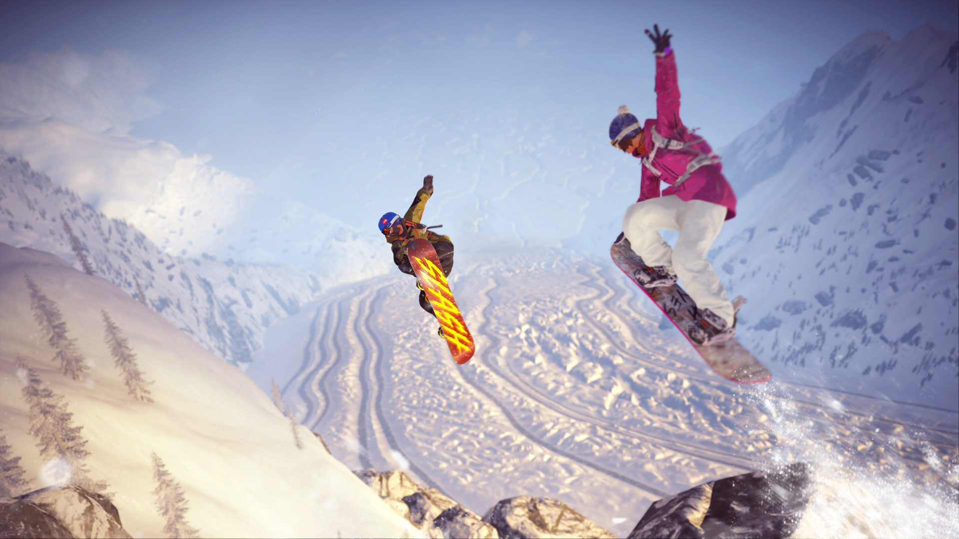 Steep's World Gets Bigger