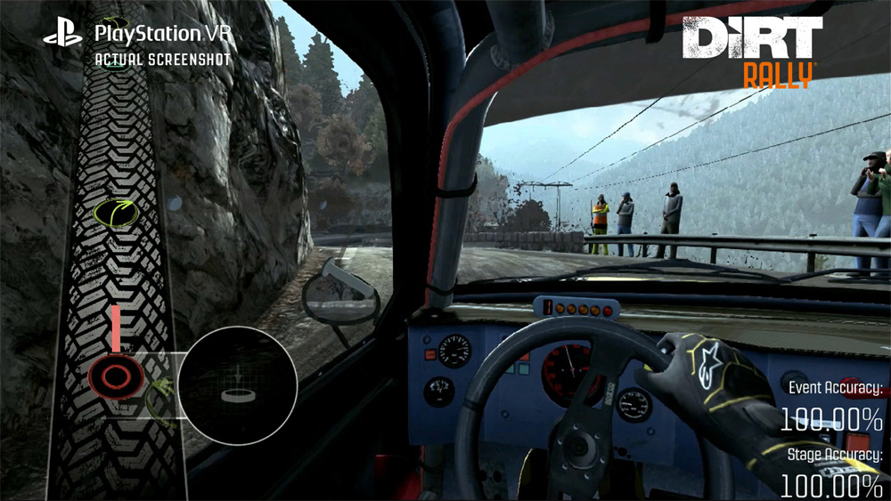 DiRT Rally Available For PSVR