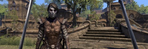 First Gameplay Trailer For The Elder Scrolls Online: Morrowind
