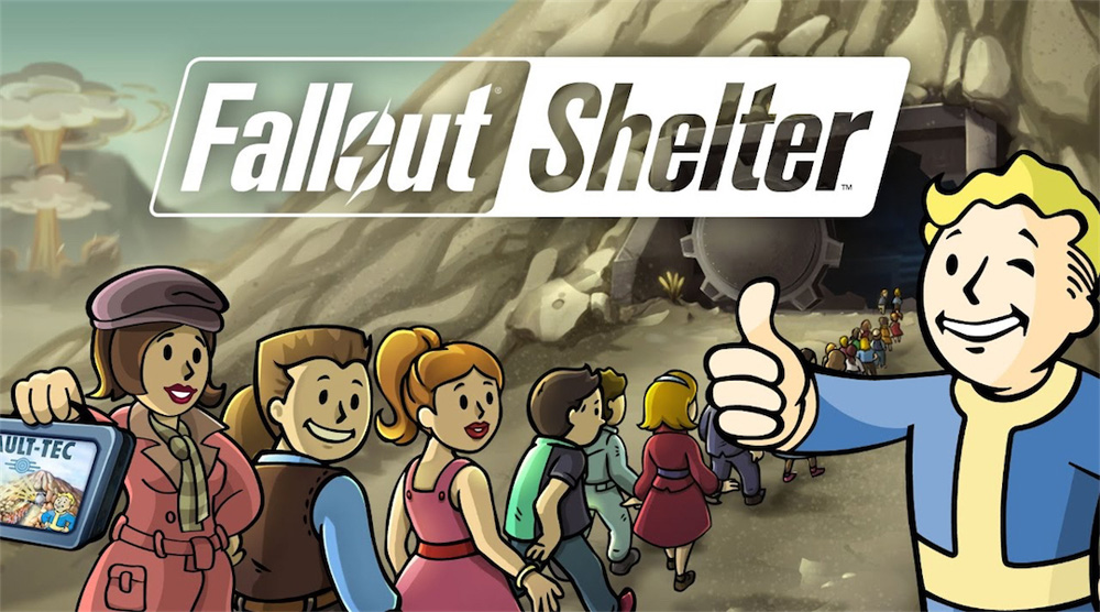 Fallout Shelter Now Available For PC And Xbox One