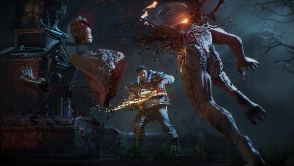 New Gears Of War 4 Update Detailed