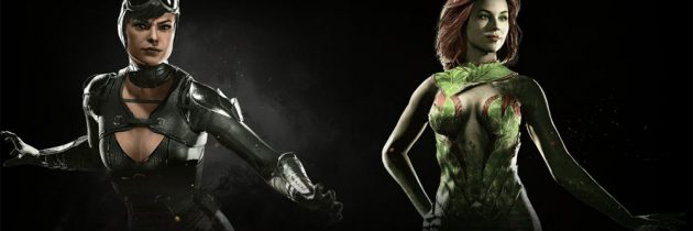 Three New Ladies Revealed For Injustice 2