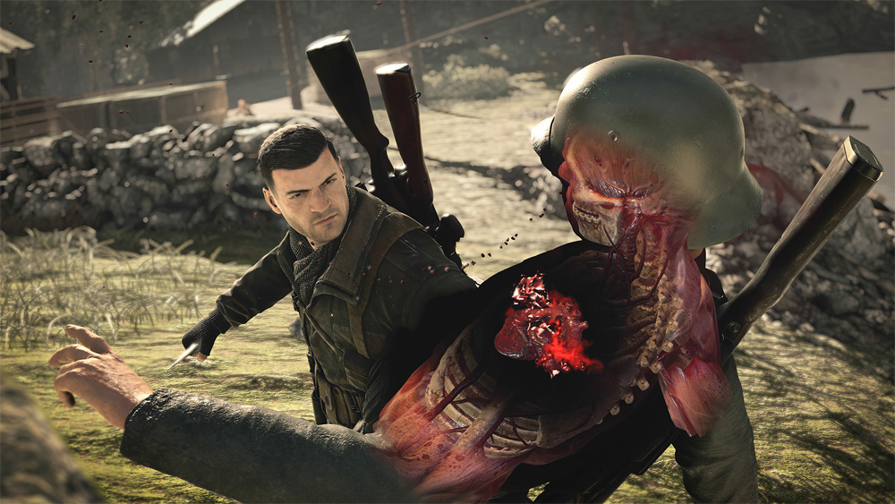 Review: Sniper Elite 4