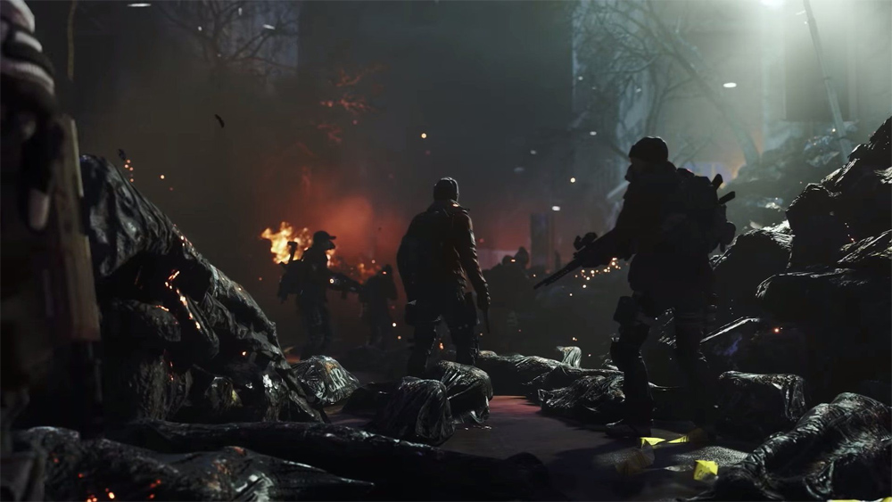 Give Tom Clancy's The Division A Try This Weekend