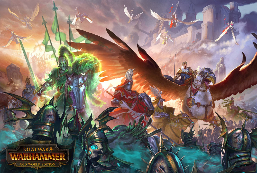 Free Expansion Coming To Total War: Warhammer