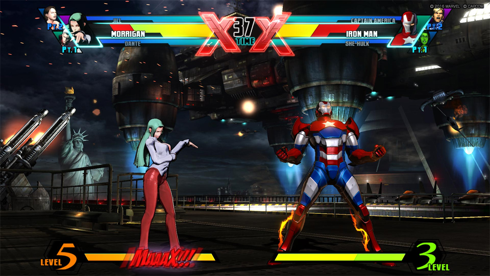Ultimate Marvel vs. Capcom 3 Comes To PC And Xbox One Next Month