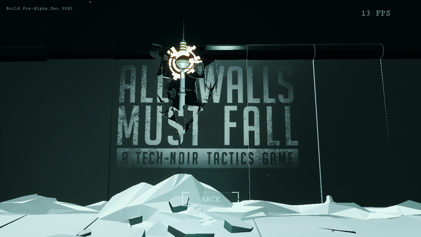 Preview: All Walls Must Fall (Pre-Alpha)